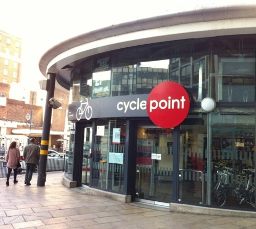 leeds cycle point