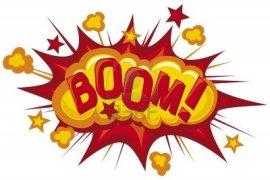 14973332-cartoon--boom-comic-book-explosion
