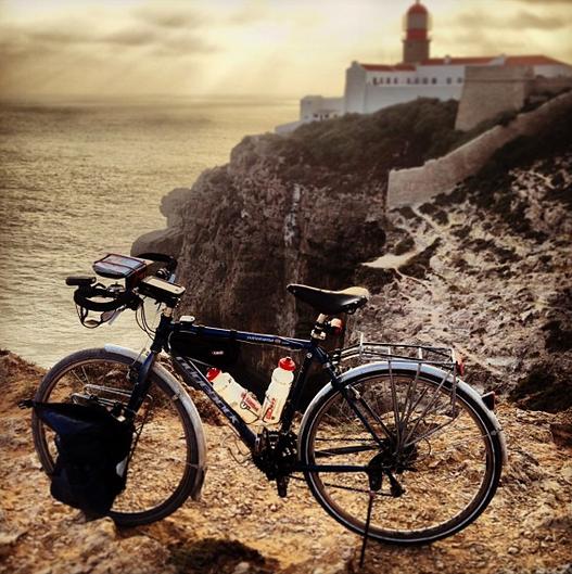 The End - Cape St. Vincent, Portugal
