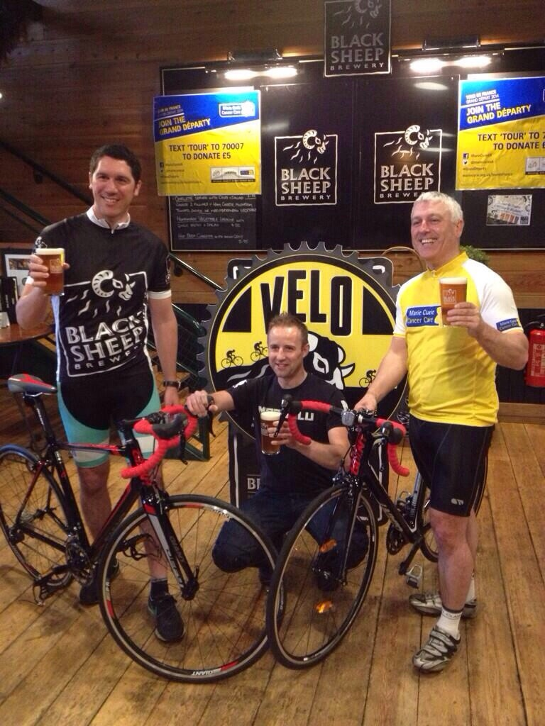 Vélo Pale Ale  Brilliant Idea From Black Sheep Brewery ... 2b41a0339