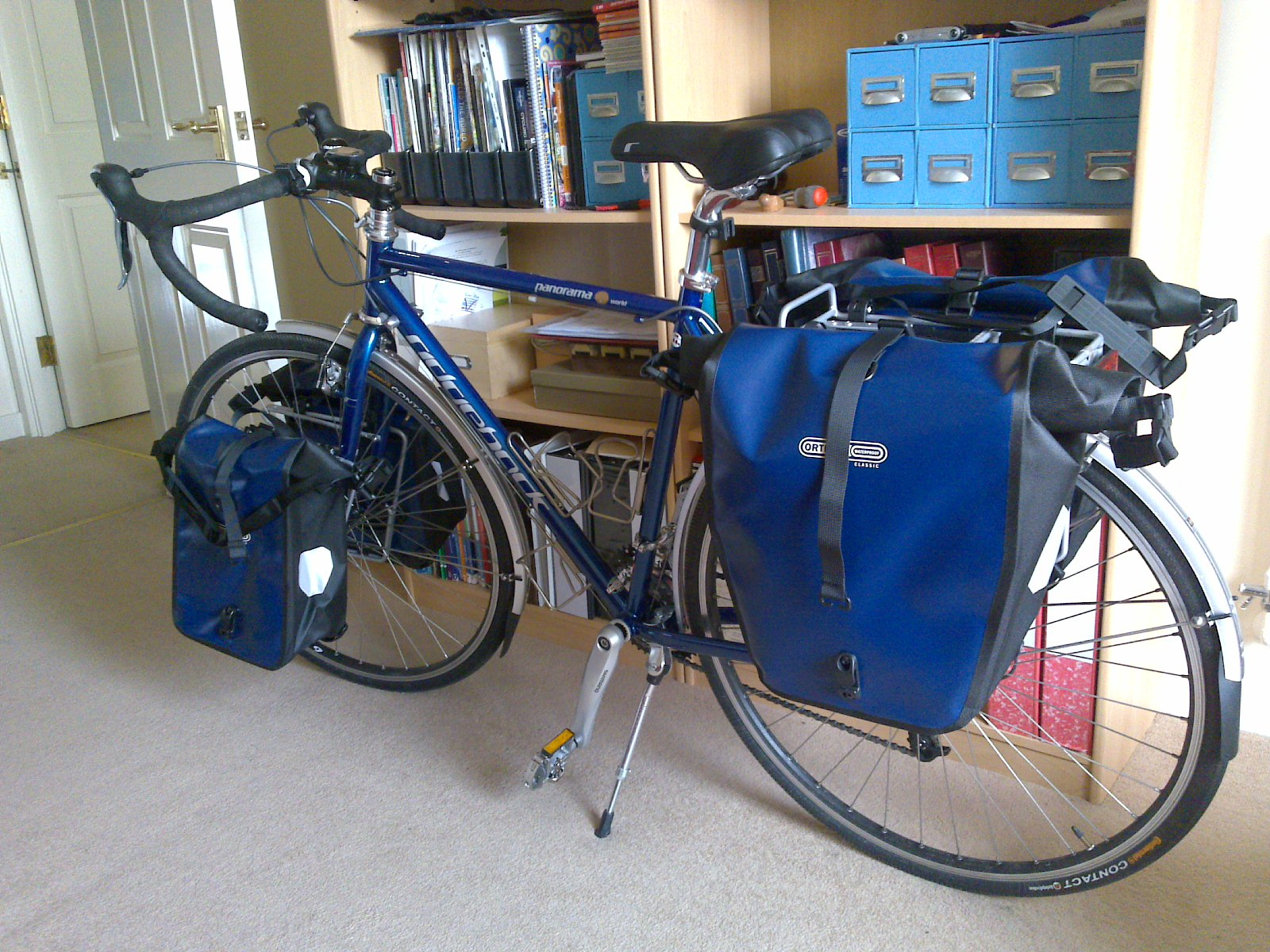986470c37e8 The Ortlieb Roller Classic (Plus) Pannier With QL2.1 – CyclingEurope.org