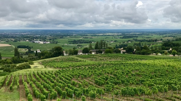 View from Bistro de Malfourat