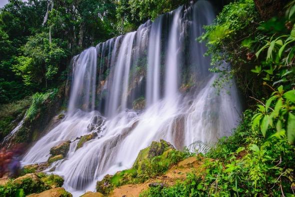 waterfall-cuba