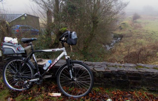 In The Bleak Mid Winter: Cycling The Calder Valley In ...